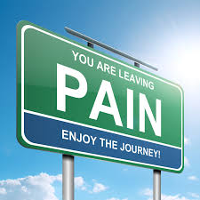 leaving pain